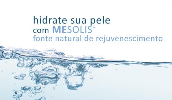 Hidratação Profunda Com Mesolis