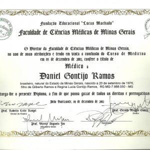 Diploma Médico