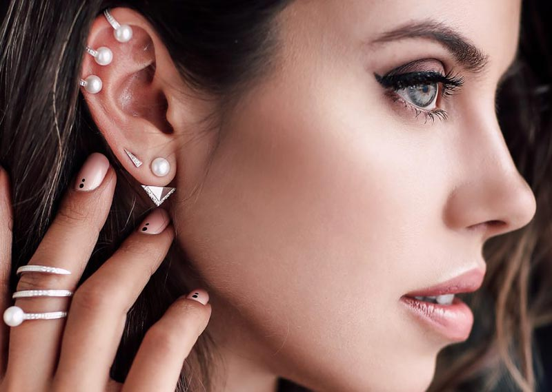 Types Of Ear Piercings Ear Piercings History1
